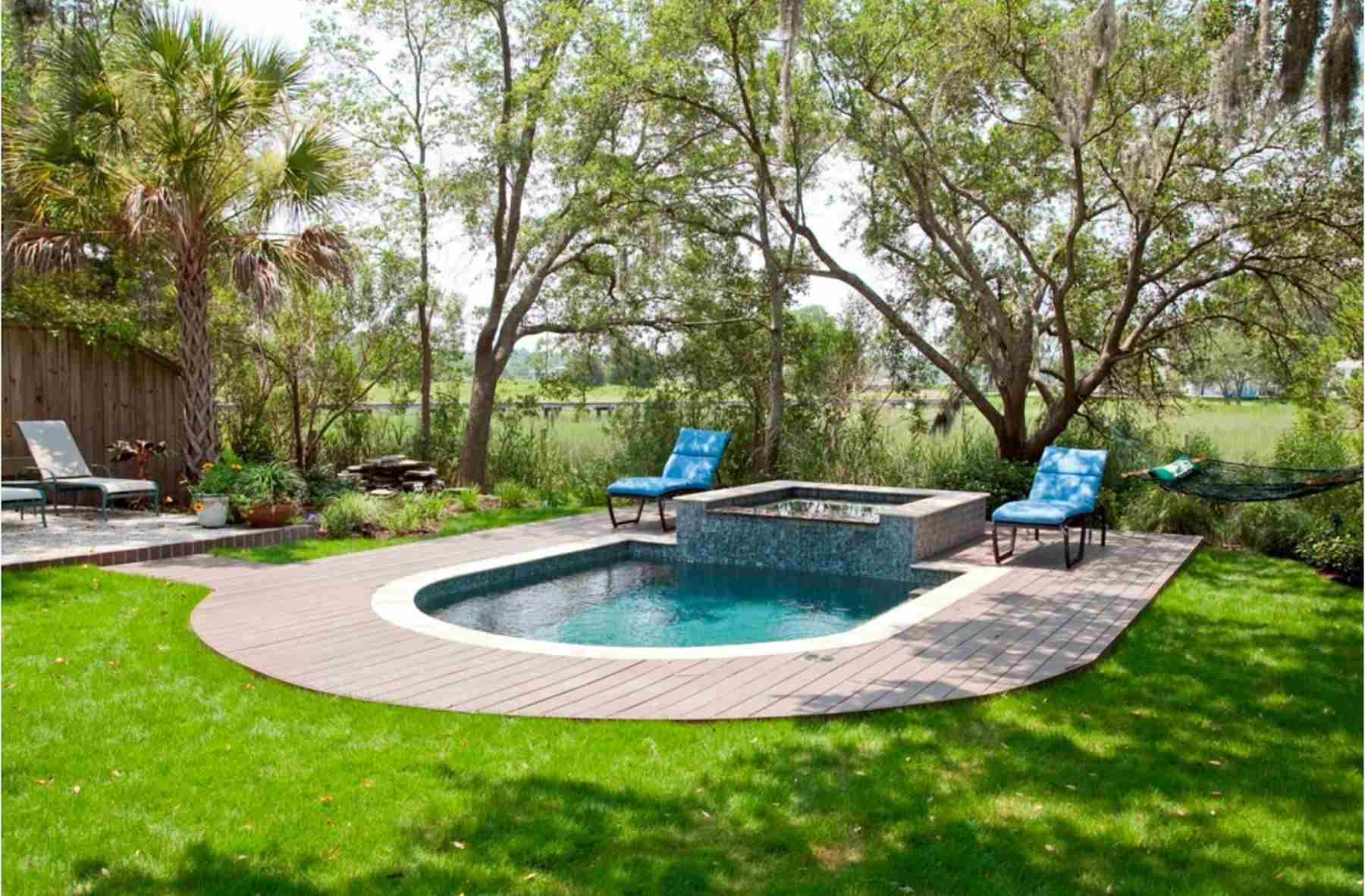 33 small swimming pools with big style