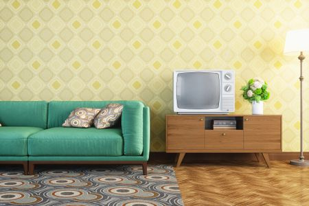 retro style living room furniture how to choose colors 6 decorating tips for vintage interior