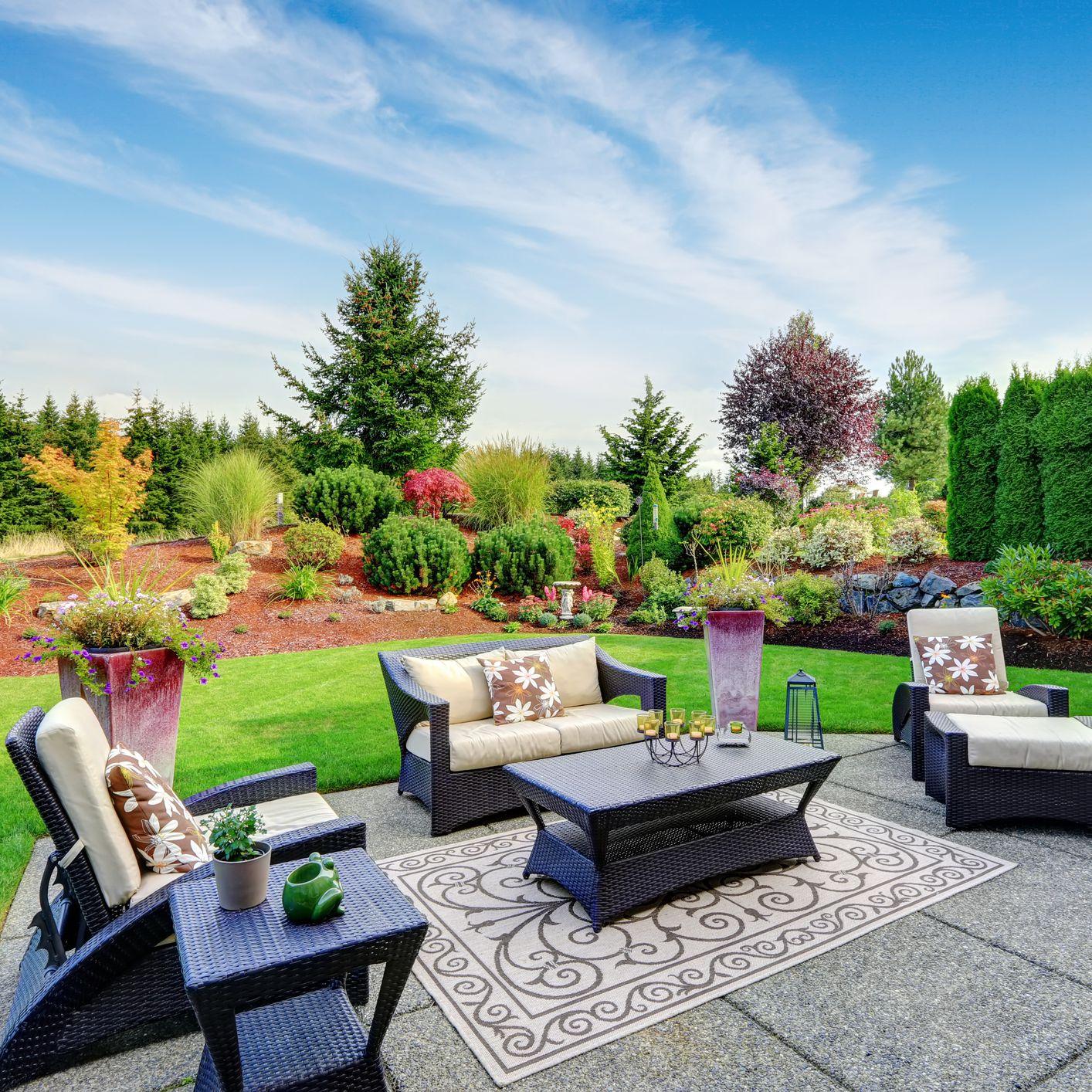 great backyard landscaping design ideas
