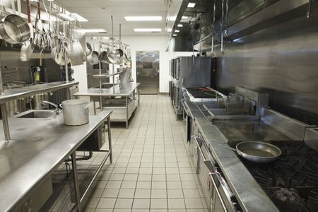 commercial kitchen tile coastal decor flooring options