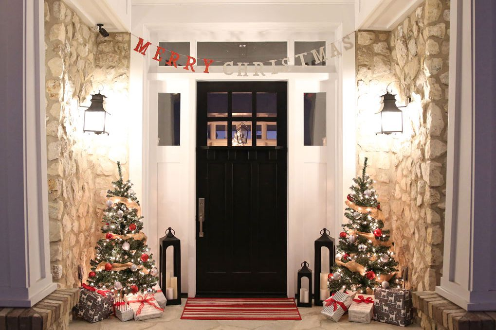 outdoor christmas light ideas for your yard