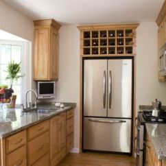 Small Kitchen Remodels Aid Pasta Press A House Tour Smart Design Ideas Functional And Stylish 8 By Foot