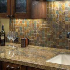 Slate Backsplash In Kitchen Modern Island With Seating 30 Amazing Design Ideas For Backsplashes