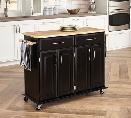 mobile island kitchen industrial light fixtures islands for small kitchens homestyles dolly madison cart