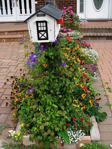 ideas eye-catching mailbox