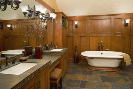 your guide to natural stone flooring