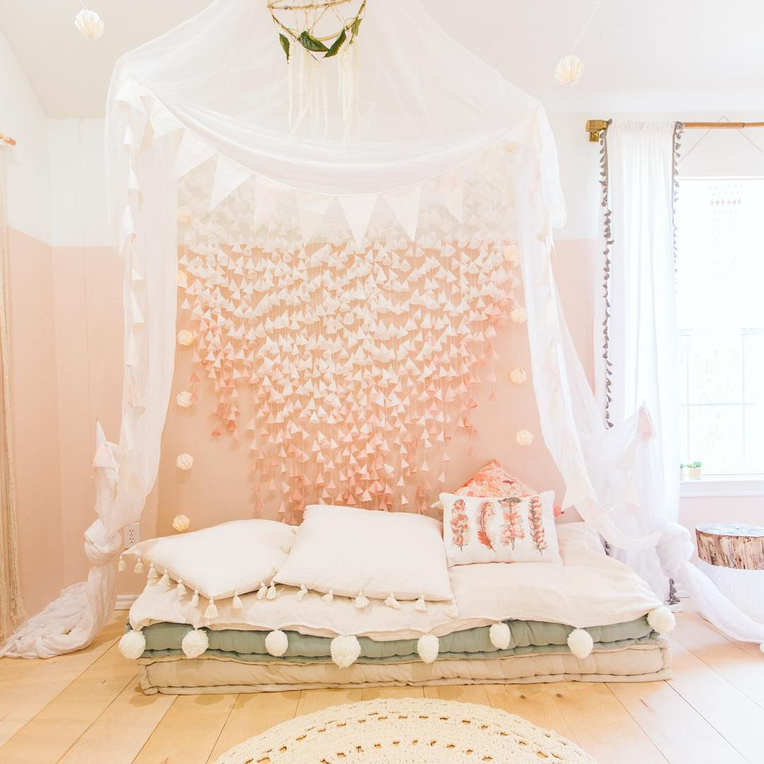 21 Dream Bedroom Ideas For Girls