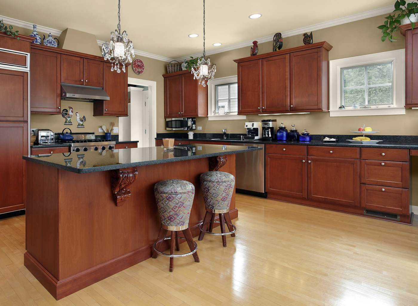 best granite colors for living room india paint combination color suggestions your kitchen glidden camel tan