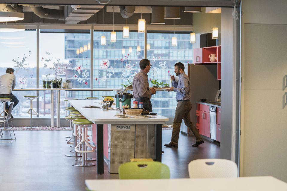 Office Kitchen Etiquette Guidelines