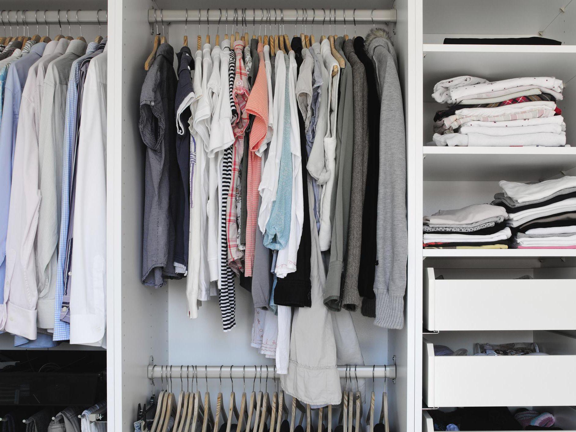 Best Options For Diy Closet Organizers