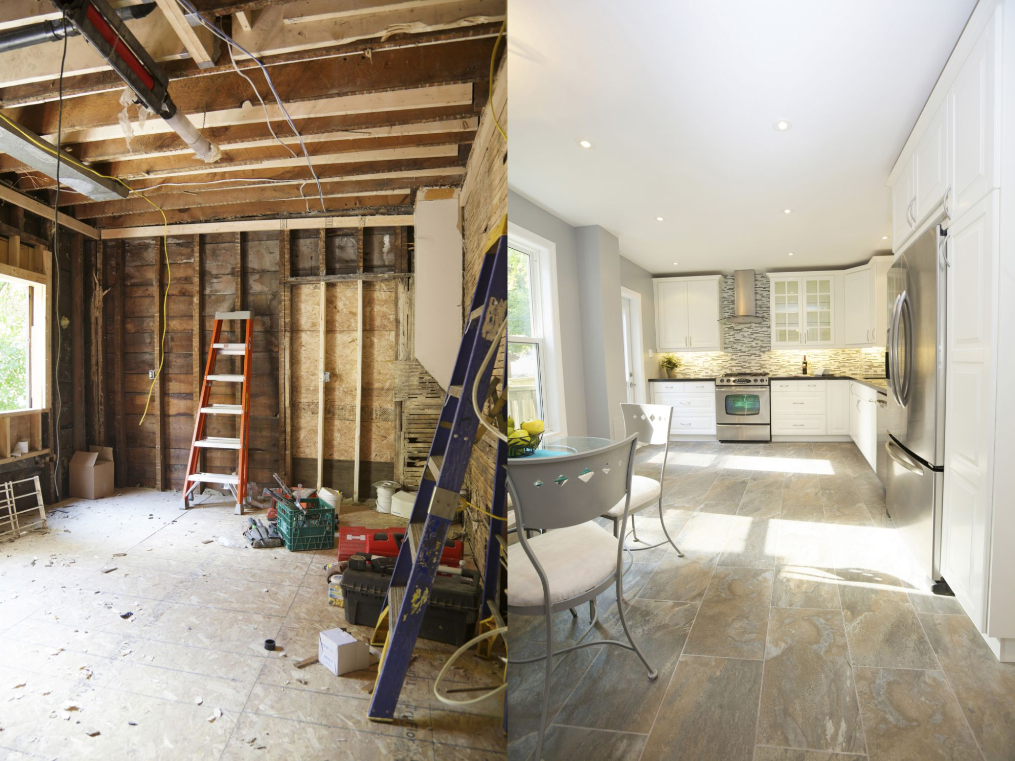 Should You Remodel or Tear Down and Rebuild Your House