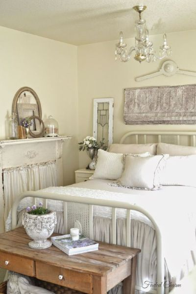 french bedroom curtains French Country Bedroom Decorating Ideas and Photos