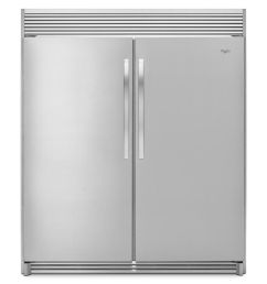 best with double doors whirlpool 17 7 cu ft sidekicks upright freezer [ 1000 x 1000 Pixel ]