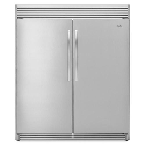 small resolution of best with double doors whirlpool 17 7 cu ft sidekicks upright freezer