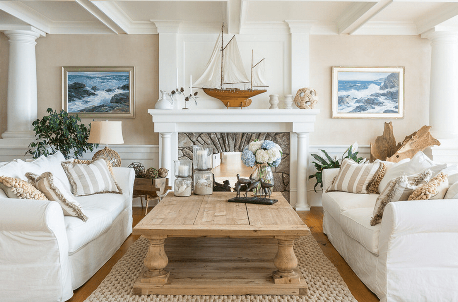 beach living room decor decorate rectangular 20 beautiful house ideas