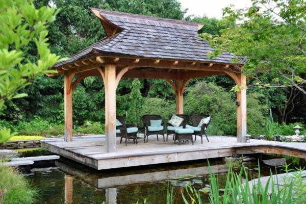 gorgeous gazebo design ideas