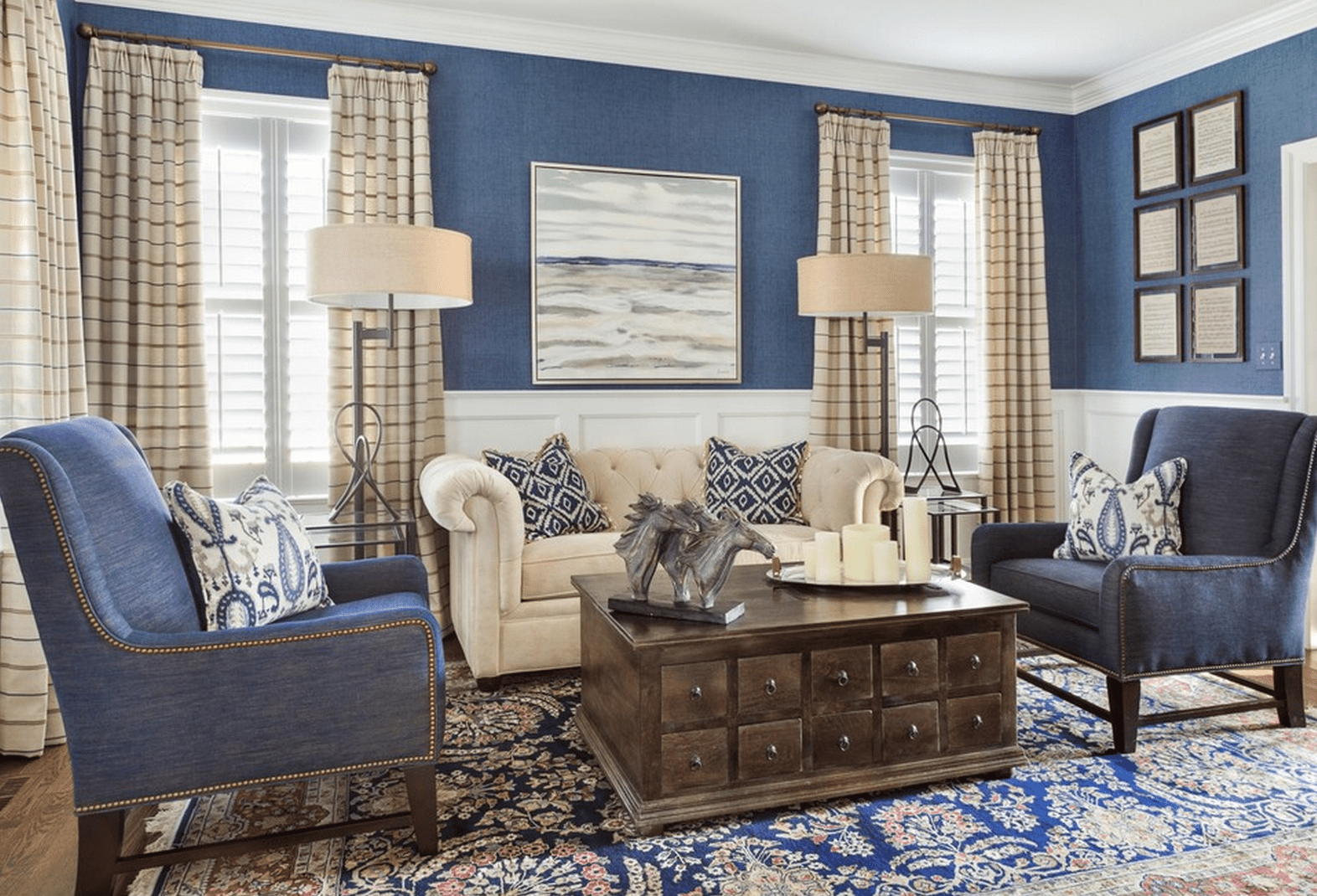 living rooms with blue and brown cheap room furniture sets under 500 ideas