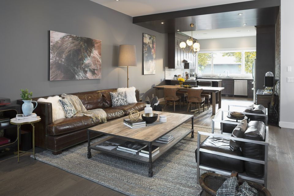 An understated space can often speak volumes by keeping it simple. 6 Elements of Modern Rugged Room Decor