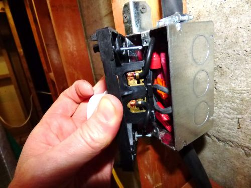 small resolution of heater wiring a 220 breaker
