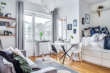 design living room apartment how do i decorate my walls 12 perfect studio layouts that work bright with optimized bed and storage area