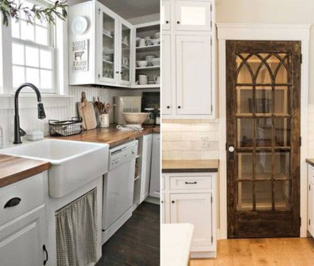 Classic Country Kitchen Features