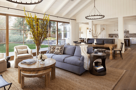 images of modern farmhouse living rooms room ceilings 15 style tips comfortable