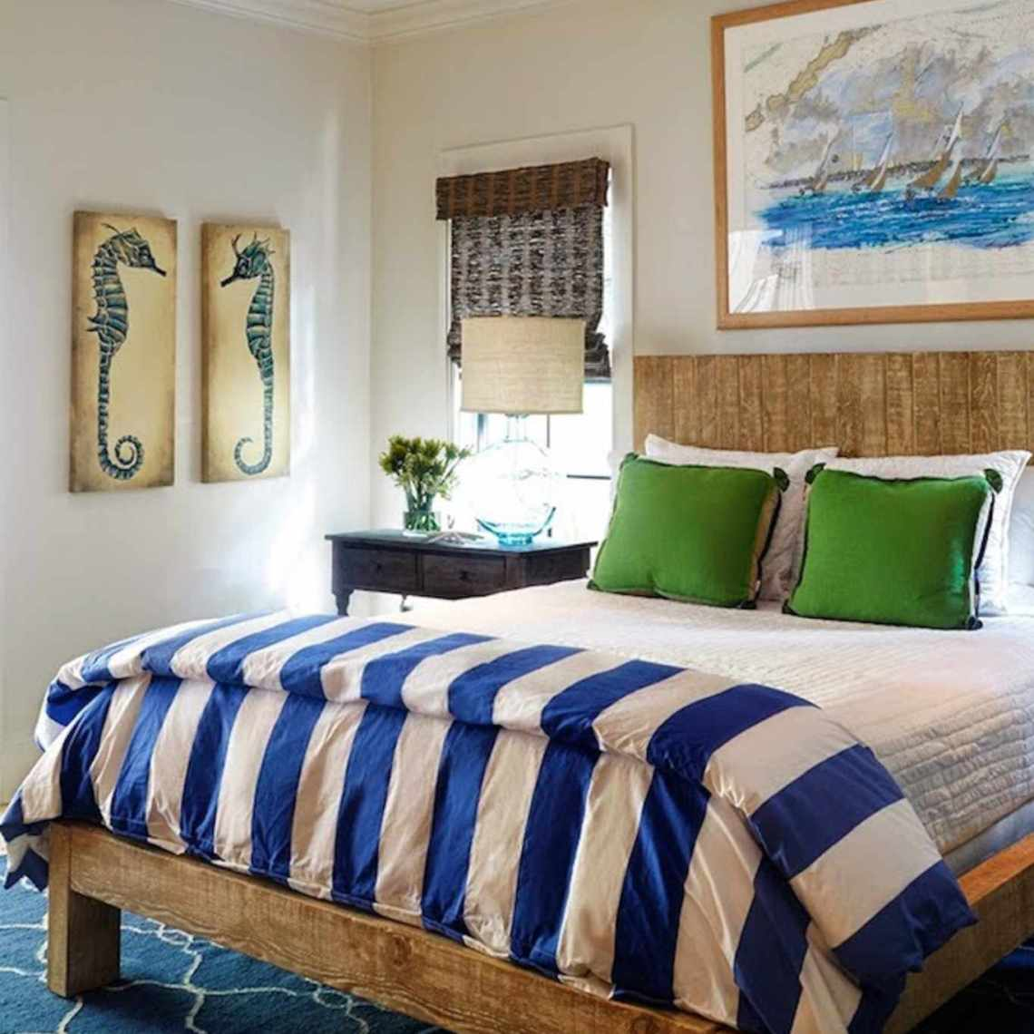 30 Ideas For A Beach Inspired Bedroom