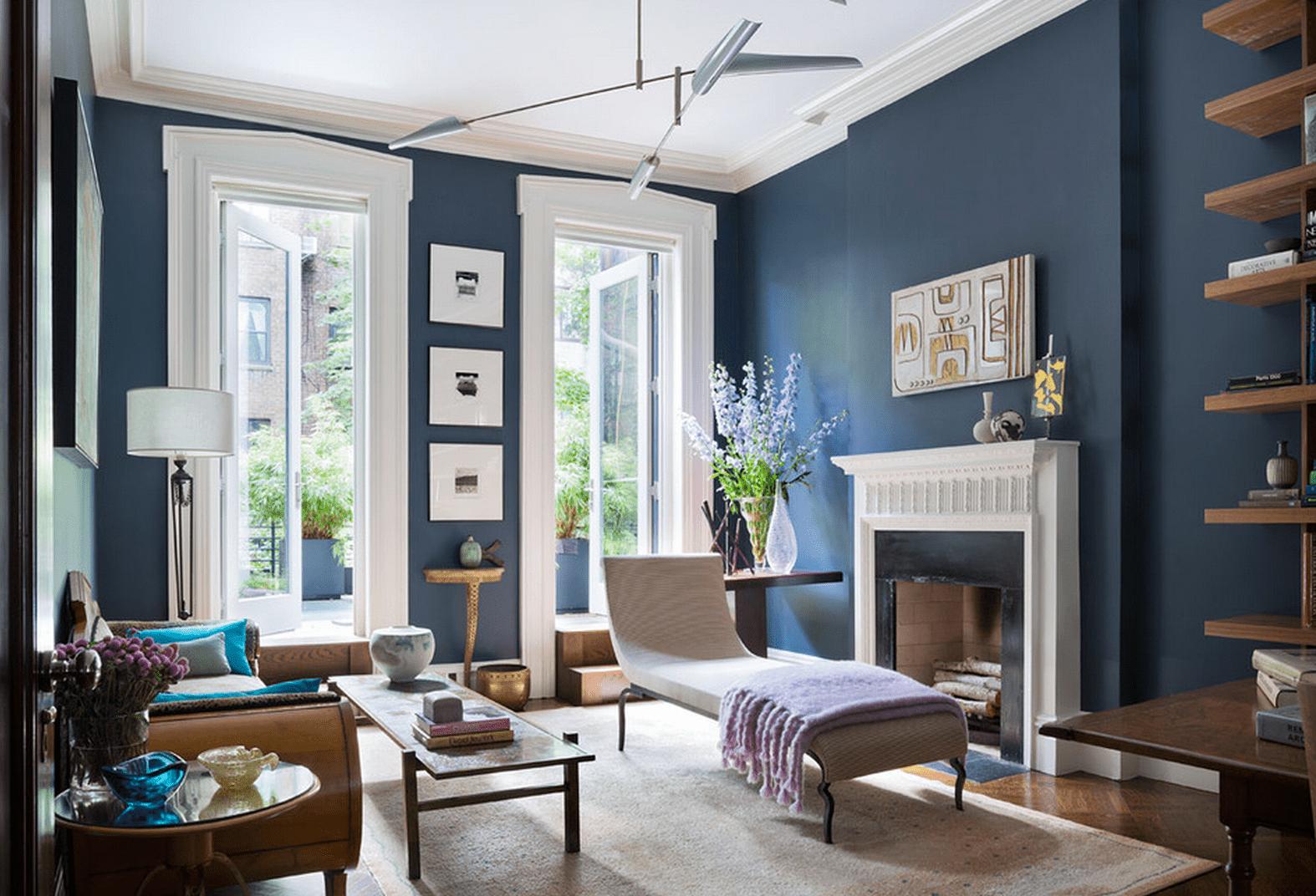living room desighn brown paint colors for blue ideas