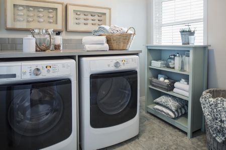 Deep Upper Cabinets For Laundry Room