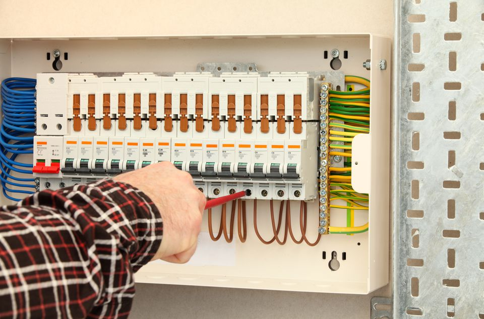 Basic Home Wiring Schematic Automatic Ups System Wiring Circuit