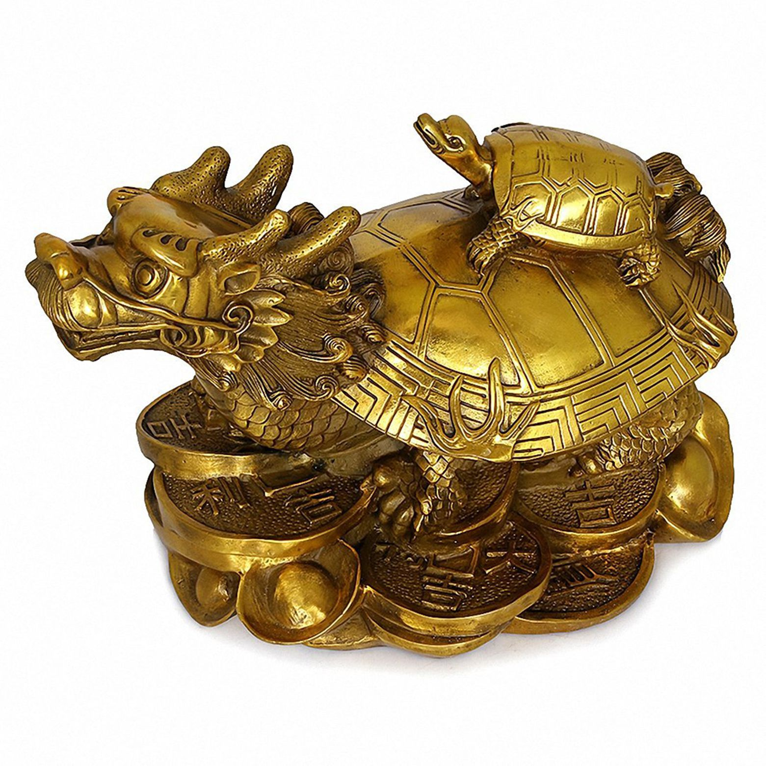 Feng Shui Use Of The Dragon Turtle Symbol
