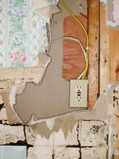 small resolution of running electrical house wiring