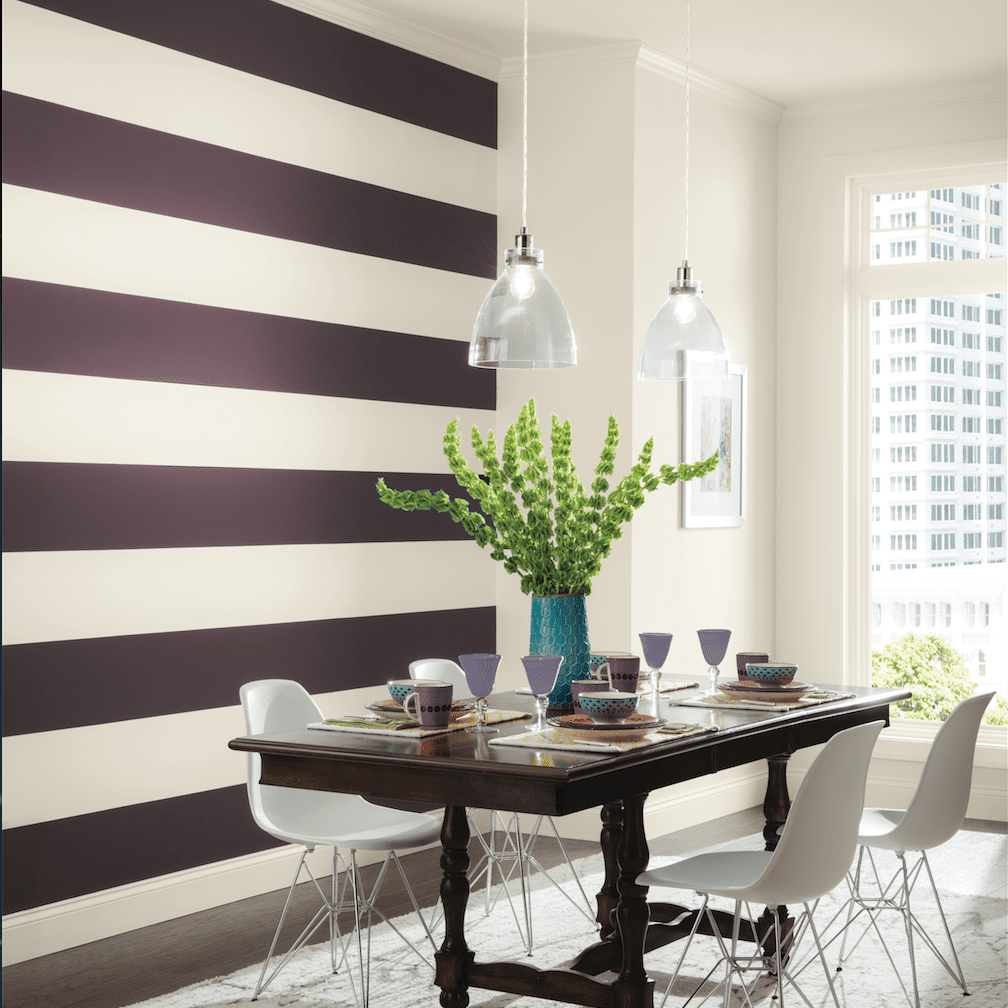 colors to paint living room oversized mirrors the 15 best interior color for a small house stripe ideas sherwin williams trends