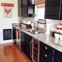 Painted Kitchen Cabinet Ideas