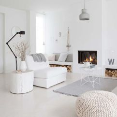 Scandinavian Living Room Furniture Small Scale What Is Design Style With White Walls And