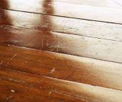 hardwood floors scratches