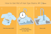Get Hair Dye Stains Out of Clothes, Carpet, Upholstery