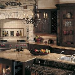 Tuscan Style Kitchen Vulcan Equipment