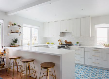 white kitchen countertops commercial sink drain parts 16 beautiful marble thasso in