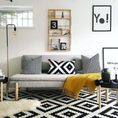 Interior Designing For Living Room Study Table In Essential Tips Decor With Mustard Yellow And Black White