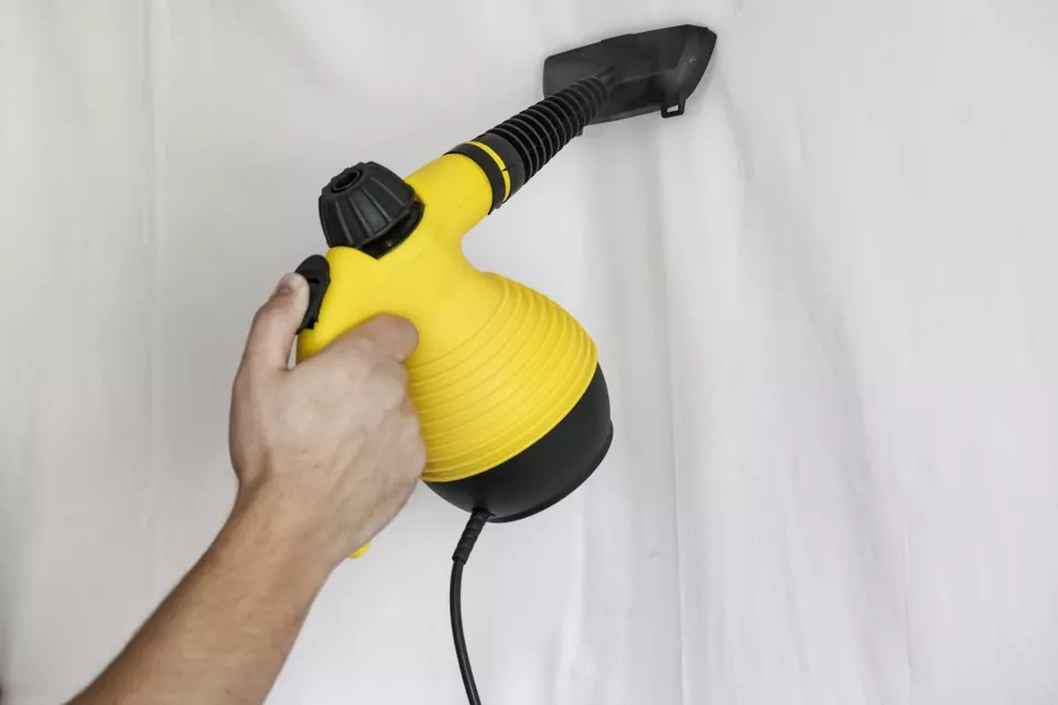 Things You Can Clean with a Clothes Steamer