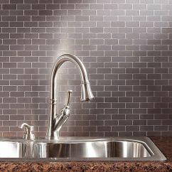 Stick On Backsplash Tiles For Kitchen Target Table Sets Peel And Tile Guide