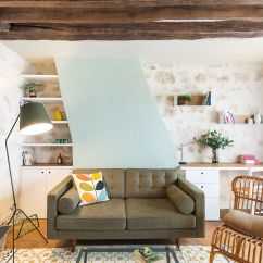 Living Room Office Dark Grey Furniture 27 Surprisingly Stylish Small Home Ideas