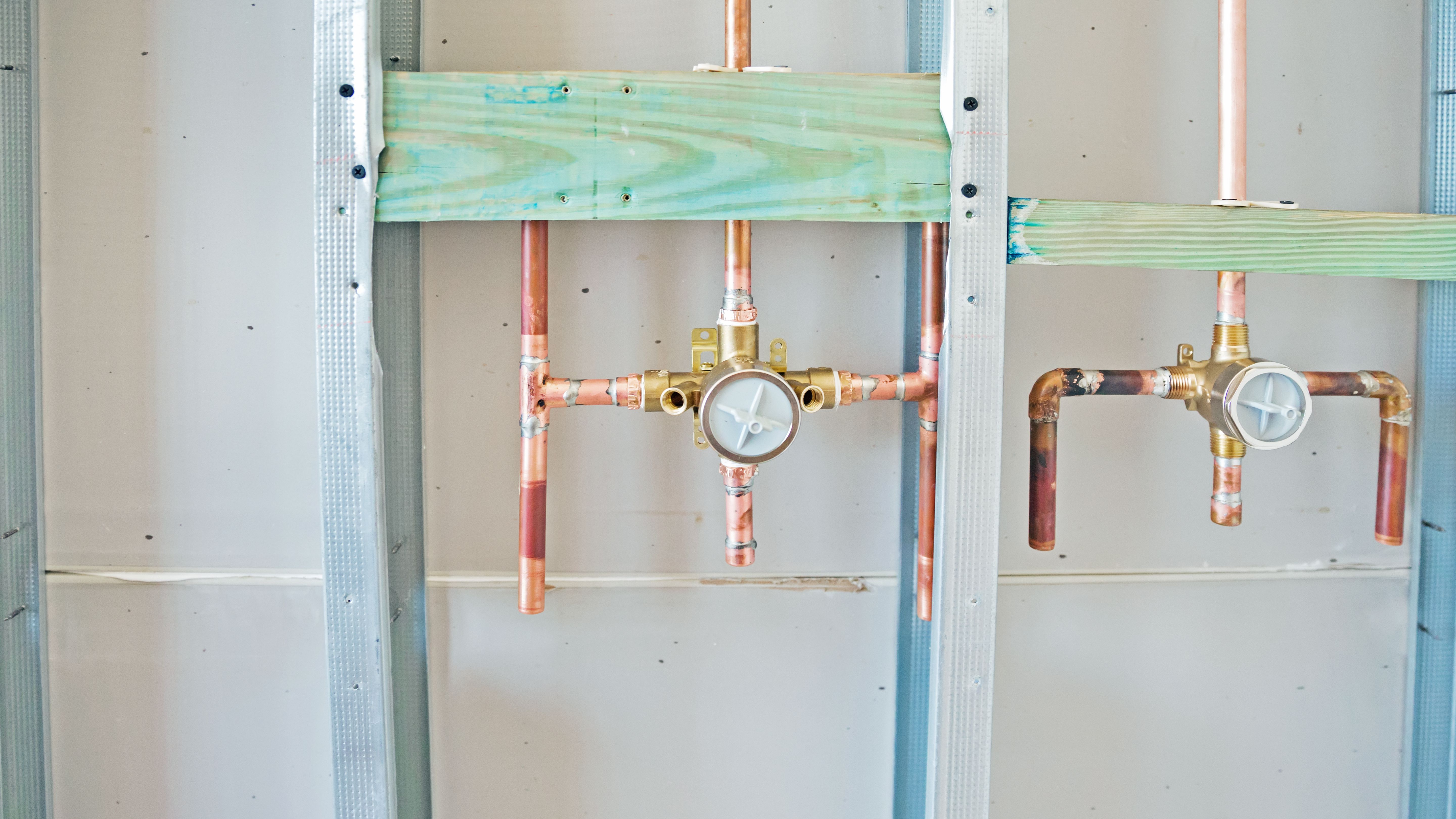 How To Cap A Water Pipe With A Push On Fitting