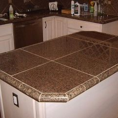 Granite Kitchen Counters Apple Rugs 20 Options For Countertops