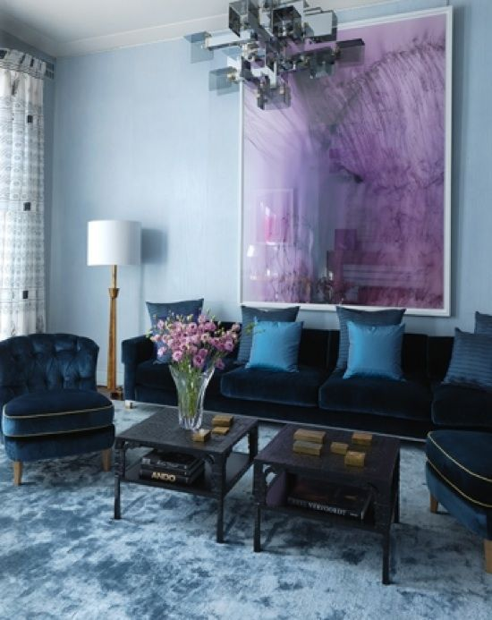 light purple living room walls oak furniture set 15 beautiful blue rooms