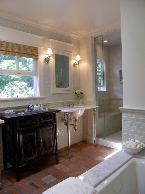 Bathroom Makeover Photo