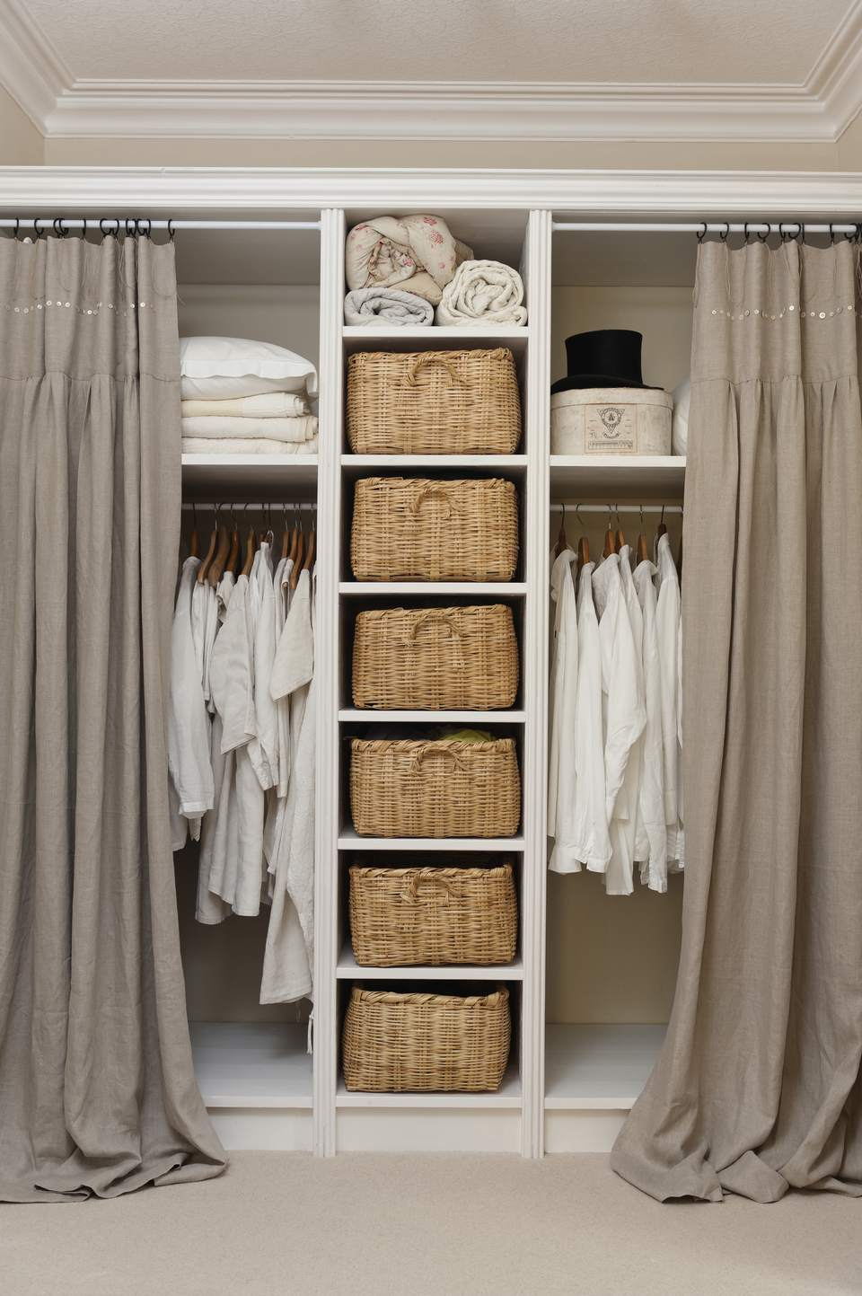 How to Store Clothes When You Dont Have a Closet