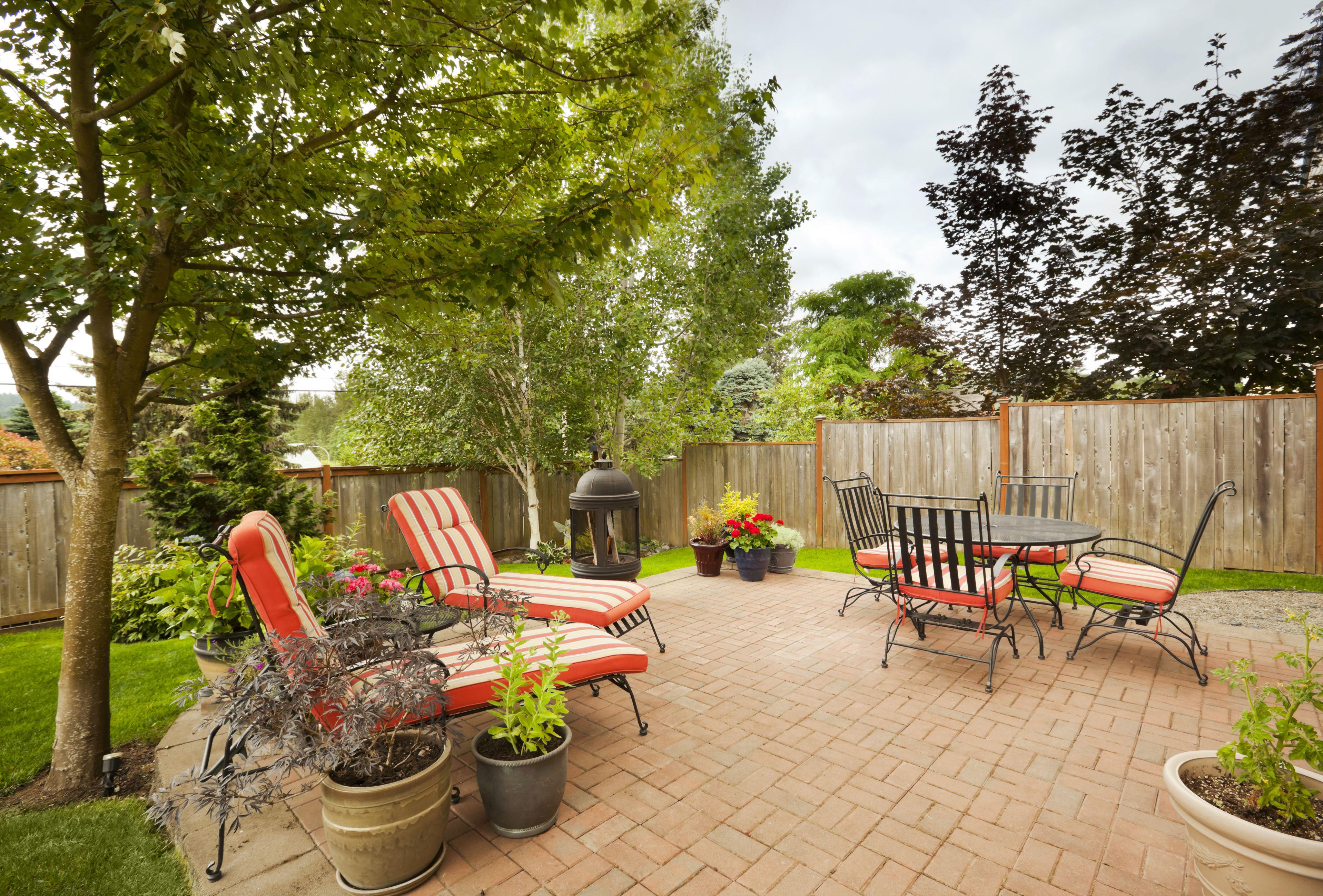 12 great brick patio designs