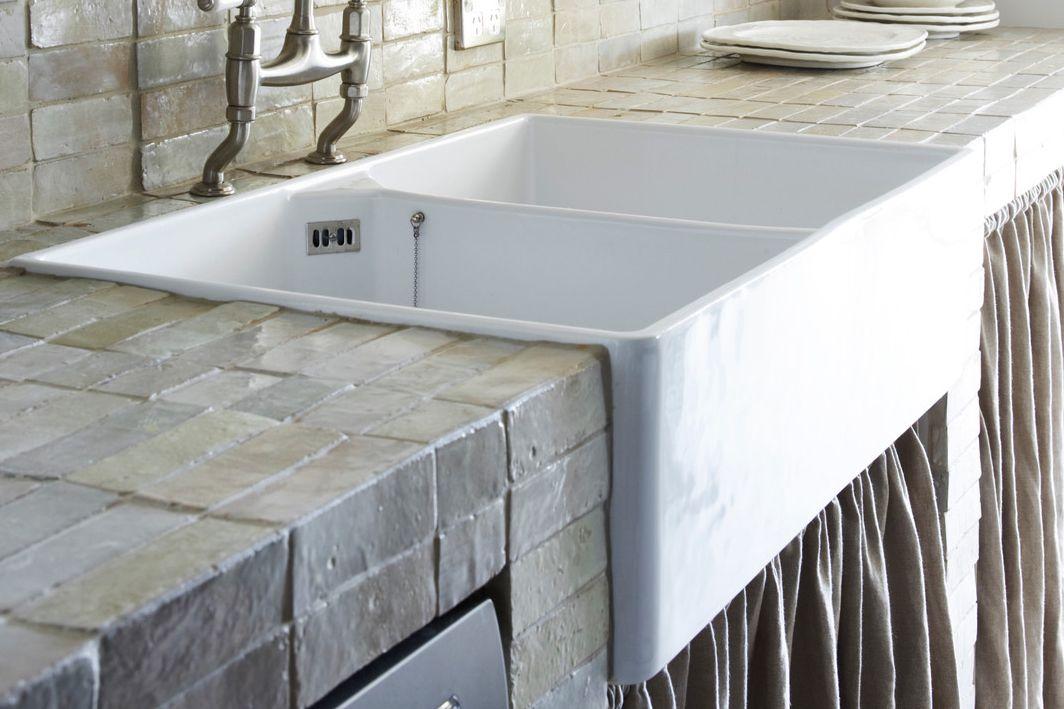kitchen tile countertop designs